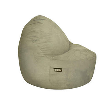 Two Seater Sitsational Chair - Olive Suede