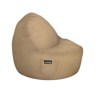 Single-Seater Sitsational Chair - Peat Suede