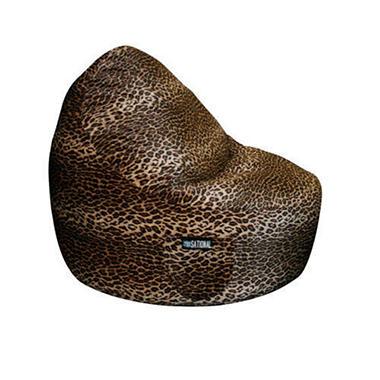 Single-Seater Sitsational - Leopard Print