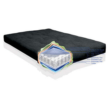 Contour Pocketed Coil 8000 Futon Mattress - Full