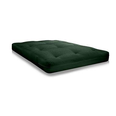 Revital Rest Premier 8000 Futon Mattress - Hunter Green