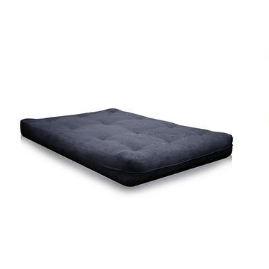 Contour Coil 8000 Futon Mattress - Steel Gray