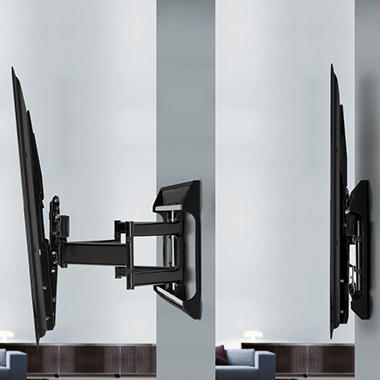 Orbital Super Slim Multi-Position LCD TV Mount – Fits 40-65""