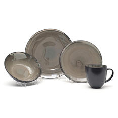 Sand 32-Piece Dinnerware Set