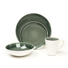 Burst 32-Piece Dinnerware Set