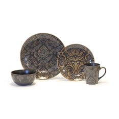 Brocade 32-Piece Dinnerware Set