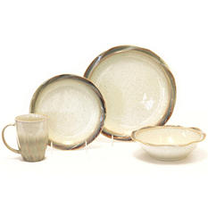 Twisted 32-Piece Dinnerware Set