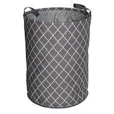 Jumbo Woven Hamper - Multiple Patterns Available