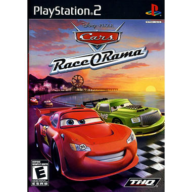 Cars Race O Rama - PS2