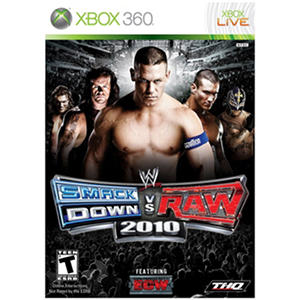 Smackdown vs RAW 2010 - Xbox 360