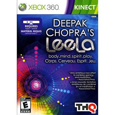 Deepak Chopra's Leela - Xbox 360 Kinect