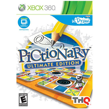 uDraw Pictionary-Ultimate Edition XB360