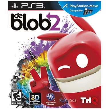 de Blob 2 - PS3