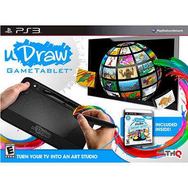 uDraw GameTablet: Instant Artist - PS3
