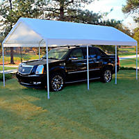 Replacement Canopy - White - 12' x 20'