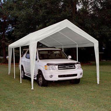 Hercules Replacement Cover - White - 10' x 20'