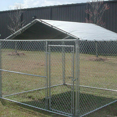 Low Pitch Kennel Cover