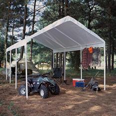 Universal Canopy - White - 12' x 20'