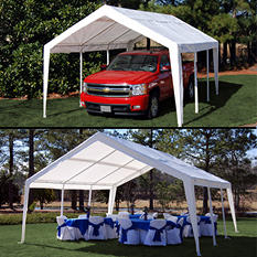 Canopy Replacement Cover - 12' x 20'