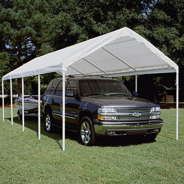 Hercules Canopy - White - Various Sizes
