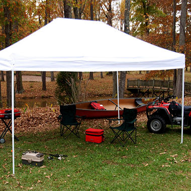 King Canopy Explorer Pop-up Canopy - 10' x 15'