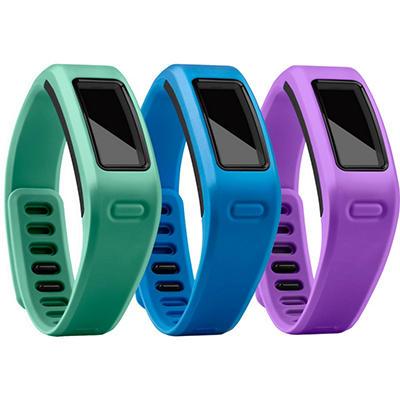 Garmin Vivofit Wrist Band Accessory Bundle, Set of 3 -  Small or Large