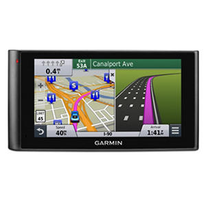"Garmin nuviCam LMT HD - 6"" GPS with Dash Cam"