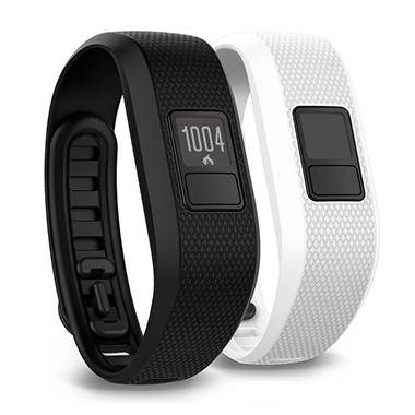 FreeShipping.com Blog Holiday Gift Guide Garmin vívofit 3 Bundle w/ Additional White Accessory Band