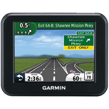 Garmin Nuvi 30LM 3.5in Travel Assistant w/ US Maps