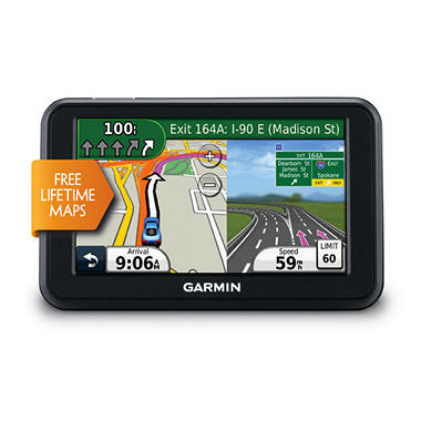 "*$86.88 after $10 Tech Savings* Garmin nuvi 40LM  4.3"" GPS w/ Lifetime Maps"