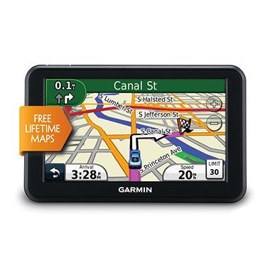 Garmin nuvi 50LM GPS