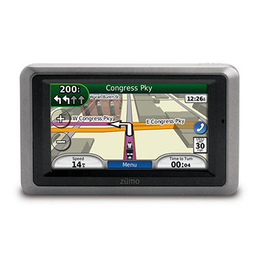 Garmin zumo 660LM GPS w/ Lifetime Maps