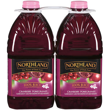 Northland® Cranberry Pomegranate 100% Juice - 96 fl. oz. - 2 pk.