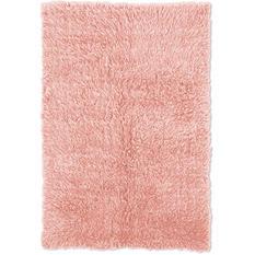 Flokati New Shag Rug, Pink (Assorted Sizes)