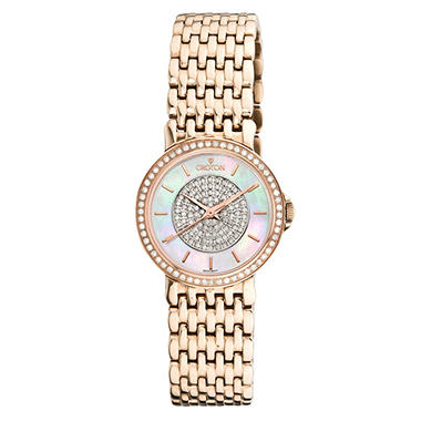 Croton Diamond Swiss Quartz Ladies' Watch