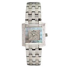 Croton Ladies Swiss Quartz Ballroom Watch with Diamond Case