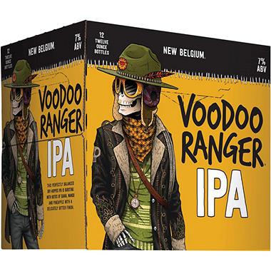 NEW BELGIUM RANGER 12 / 12 OZ BOTTLES
