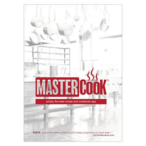 MasterCook v15