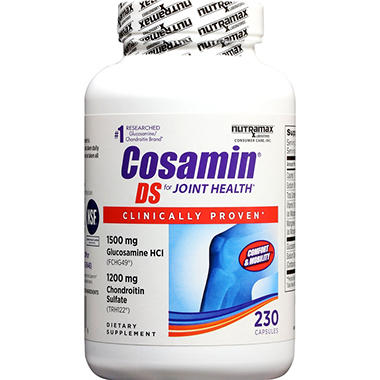 Cosamin®DS 230 Count Capsules