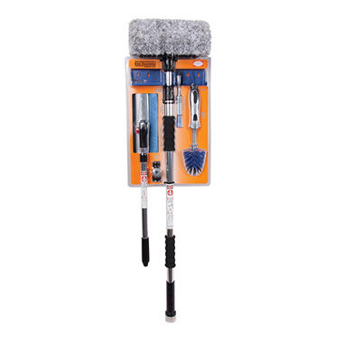 Hayco Car Cleaning Brush Set - 7 pc.