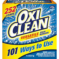 OxiClean Versatile Stain Remover (252 Loads, 11.7 lb.)