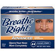 Breathe Right® Advanced Nasal Strips - 44 ct.