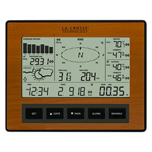 La Crosse Technlogy Professional Weather Center WS-2816AL-IT, Choose Color