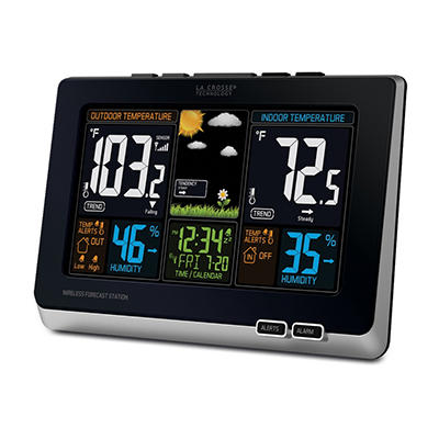 La Crosse Wireless Color Weather Station