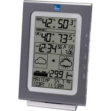 LaCrosse Intelligent Weather Station