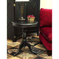 Pierce Accent Table (Various Colors)