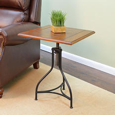 Gracie Adjustable Side Table