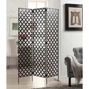 Easton Quatrefoil Room Divider