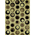 "On-the-Dot Area Rug - 4'11"" x 7' - Beige"