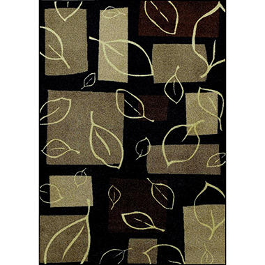"Spencer Area Rug - 8'2"" x 10' - Black"